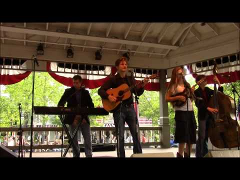 """Meyerband @ Silver Dollar City / """"East Tennessee Blues"""""""