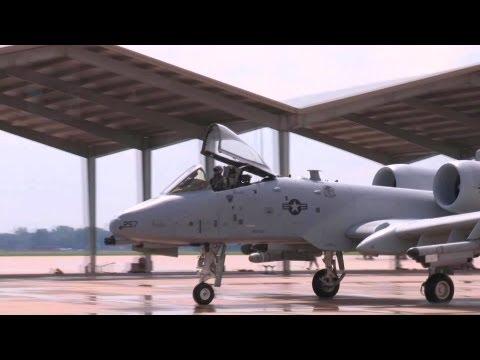 A-10 Thunderbolt II Aircraft Operations