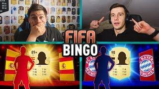 FIFA BINGO vs LIsekHD! 3x WALKOUT! NAJLEPSZE FIFA BINGO! | FIFA 19 JUNAJTED