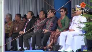 Presiden RI Ir. H. Joko Widodo didampingi Panglima TNI Buka Komodo 2016 Mp3