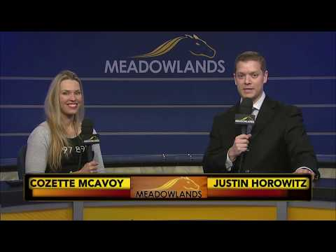In The Sulky Cozette McAvoy February 13, 2015