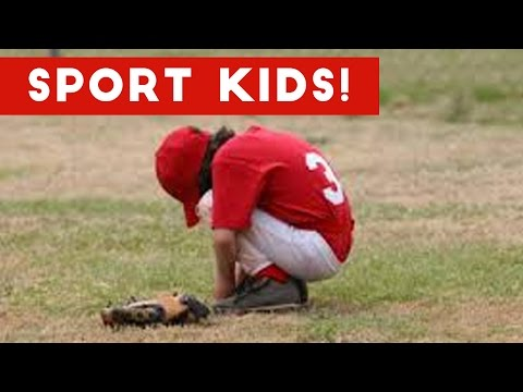 Funniest Kid Sports Bloopers & Outtakes of 2017 Weekly Compilation | Cute Funny Kids