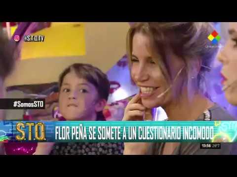 Florencia Peña confesó que mataría a Moni Argento
