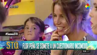 S.T.O. - Entrevista A Flor Peña, Una Artista De Gran Trayectoria