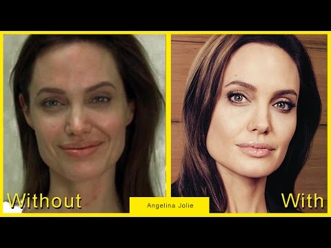 Angelina Jolie | Without Makeup | August 2015