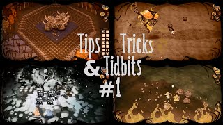 Don't Starve Tips, Tricks & Tidbits #1: dodge Dragonfly, tame Deerclops, harvest Bee Boxes safely