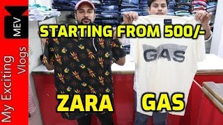 RETAIL CHEAPEST SURPLUS STARTING FROM RS.500/- (GAS, US POLO, JACK & JONES, ZARA, TOM TAILOR )