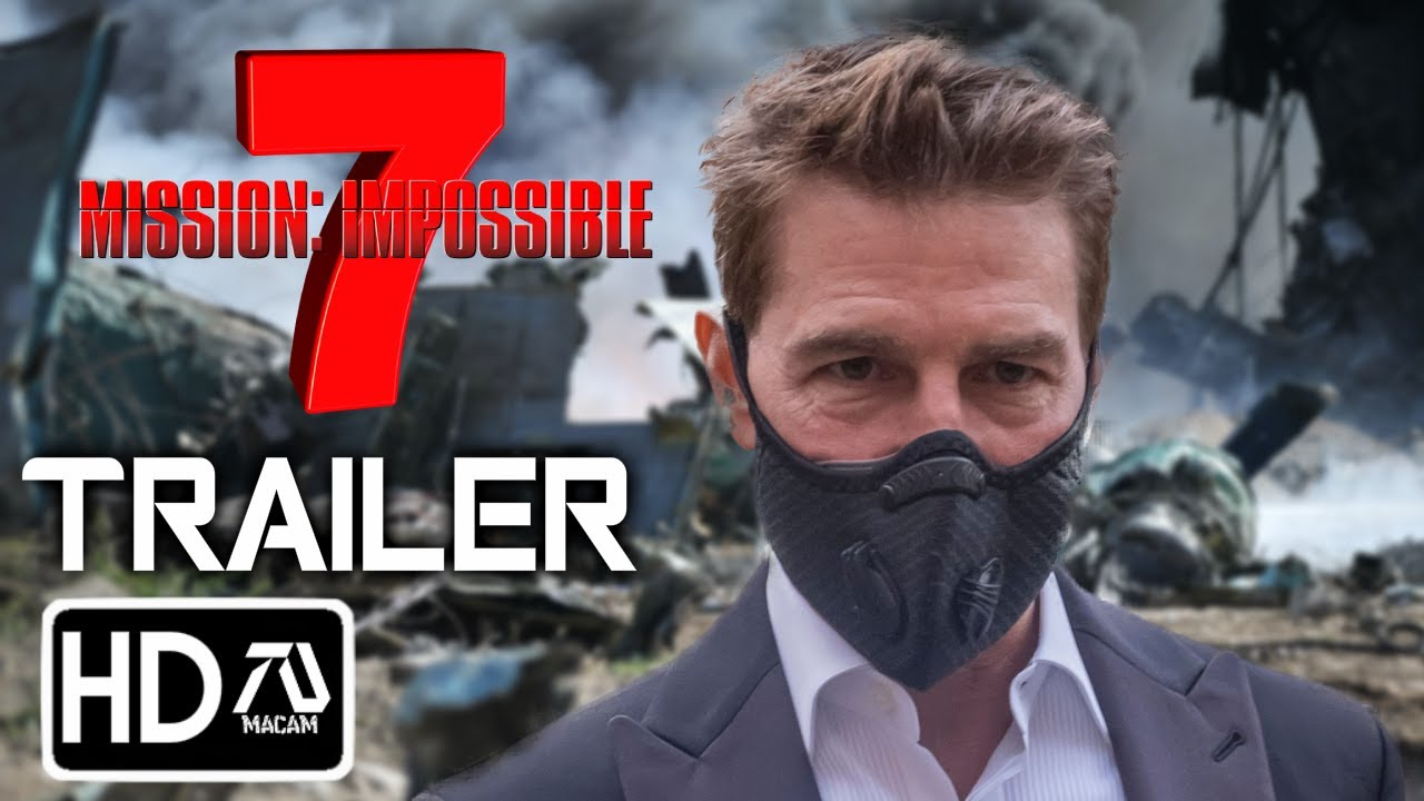 MISSION IMPOSSIBLE 7 (2022) Trailer #2 - Tom Cruise, Hayley Atwell   Ethan Hunt Returns (Fan Made)