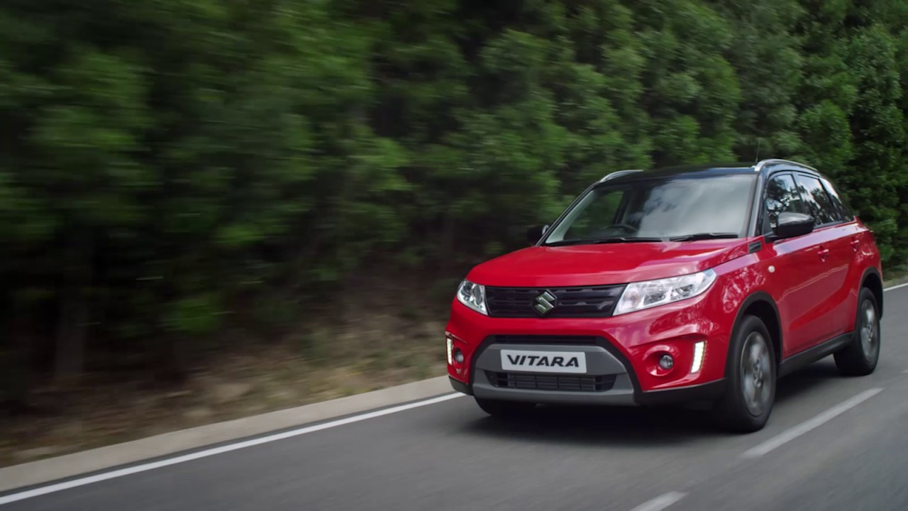 The Suzuki Vitara