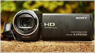 Sony Handycam HDR-CX405 Review