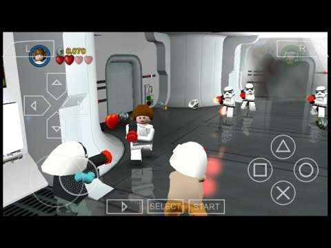√ Best PPSSPP Setting Of LEGO Star Wars III The Clone Wars