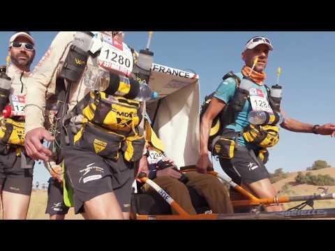 EVASIÓN TV: Marathon Des Sables 2017