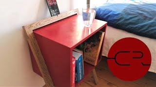 DIY Bedside table / Nightstand