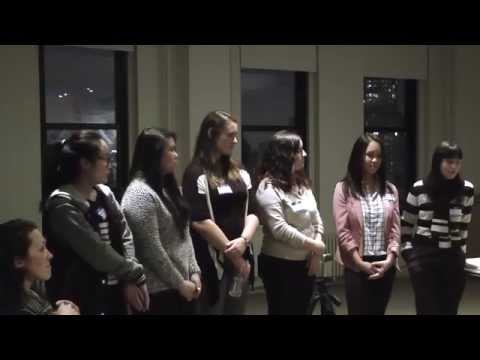 Feb 2014 - Women in Computing - How to get girls interested and involved