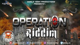Dee Dré - Operation [Operation Riddim] March 2019