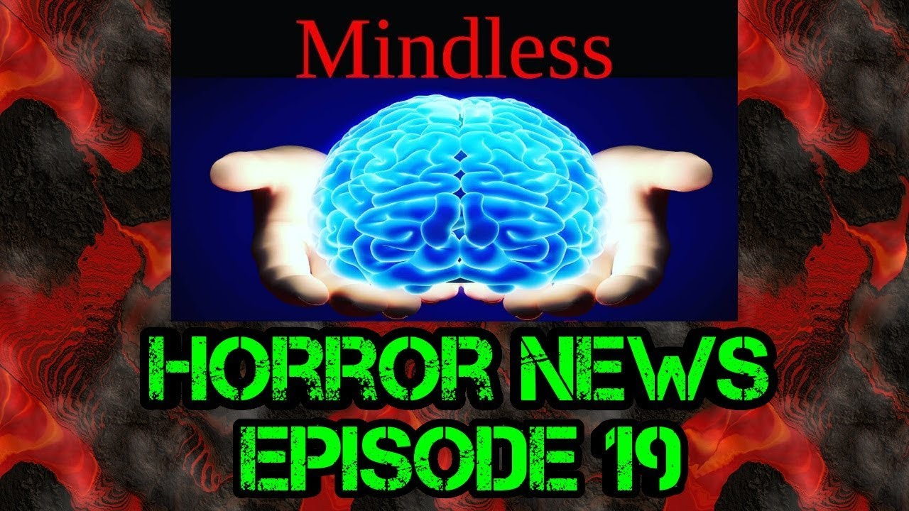 Mindless Horror News Episode 19 - HULU AND AMAZON HORROR LINEUPS AND  BLUMHOUSE ON SCHEDULE!!!