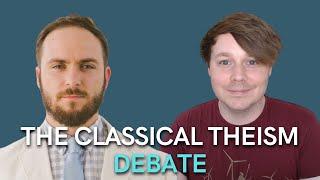 Debating the Nature of God// Ryan Mullins & Jordan Steffaniak