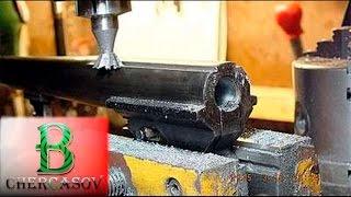 Доработка ( ремонт ) нового ствола МР 18 ИЖ 18 в домашних условиях.(Доделываем то что не доделали на заводе. После покупки нового ружья я столкнулся с проблемой недоработки..., 2016-10-22T12:44:17.000Z)