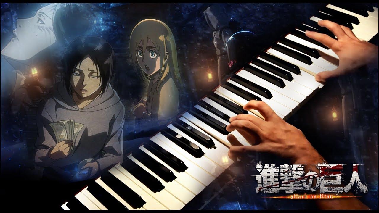 Attack On Titan season 2 - Episode 10 OST / insert song ...