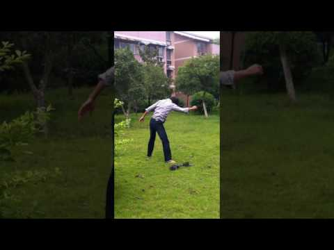 CQUPT Khmer Student Kung Fu