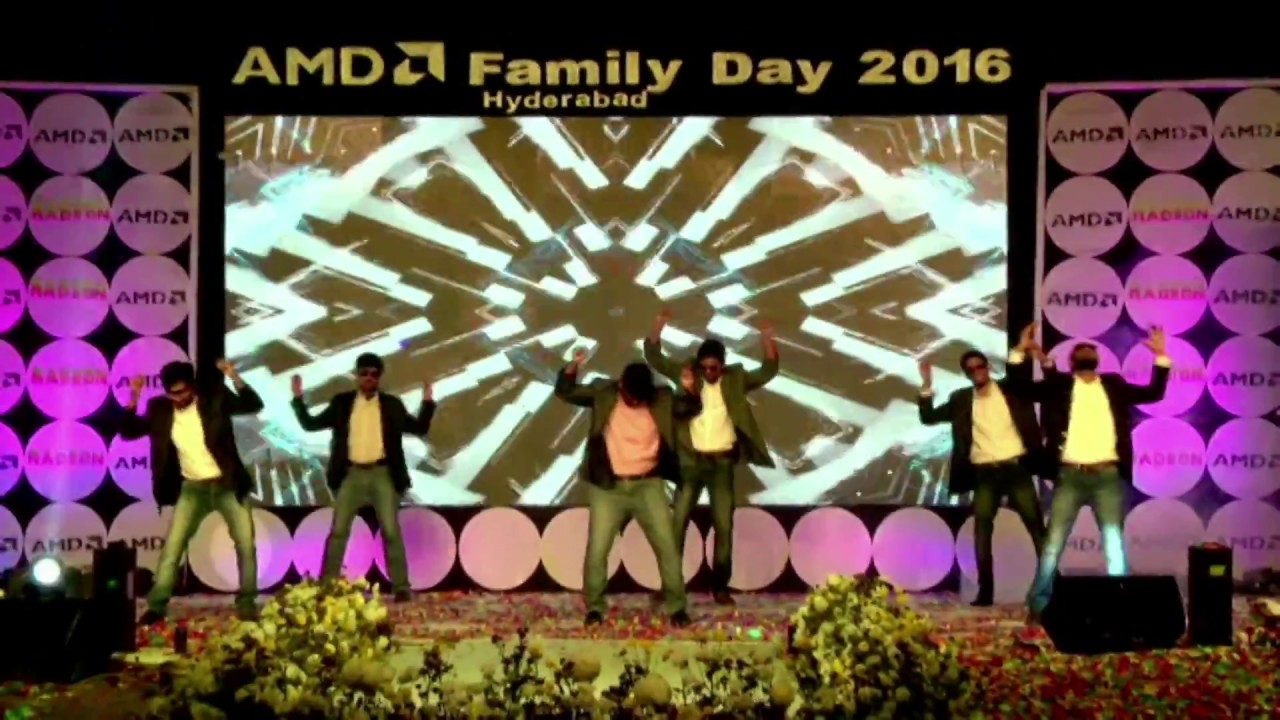 AMD Family Day 2016