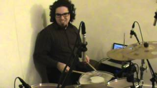 Mr. Welfare Man - Gladys Knight & The Pips - Drum Cover
