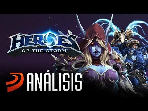 HEROES OF THE STORM: Análisis del súper MOBA de Blizzard