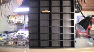 """Hot Wheels Display Case At Michaels Craft Store """"shadow Box"""" : Use 50% Off Coupon This Week!"""