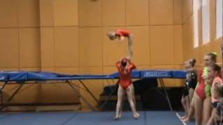 спортивная акробатика, дети