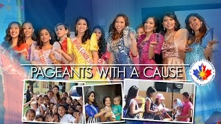 JOIN PCCF'S PAGEANTS WITH A CAUSE!