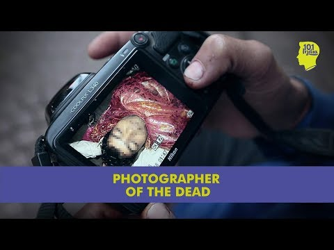 Photographer Of The Dead: Indra Kumar Jha | Death In India | Unique Stories from India Mp3