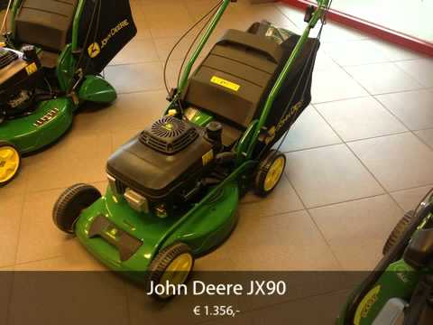 John deere jx90 youtube - Tondeuse john deere jm36 ...