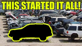 I Bought The Fastest SUV In The World! $750 Sight Unseen! Abandoned For Years! Will It Run?