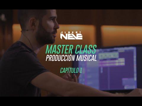 Masterclass Producción Musical 2014 - Capítulo 1
