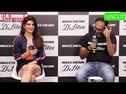 27e47d7f59 Jacqueline Fernandez At The Launch Of Skechers New Collection D'Lites -  YouTube