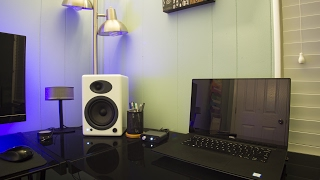 AudioEngine A5+, S8 and D1 [Bass test]