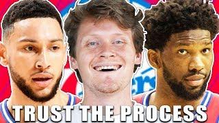 REBUILDING THE PHILADELPHIA 76ers! #TrustTheProcess | NBA 2K20