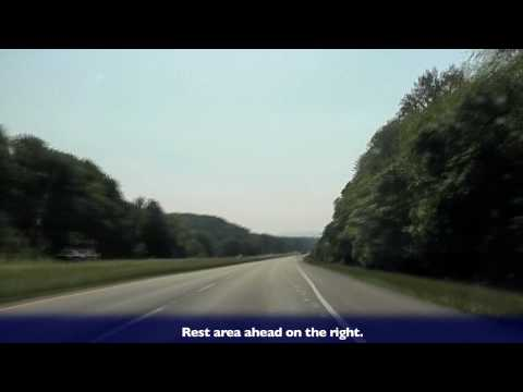 I-64 East/US-250, Afton Mountain, Central Virginia