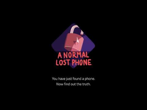 A Normal Lost Phone - Release Trailer