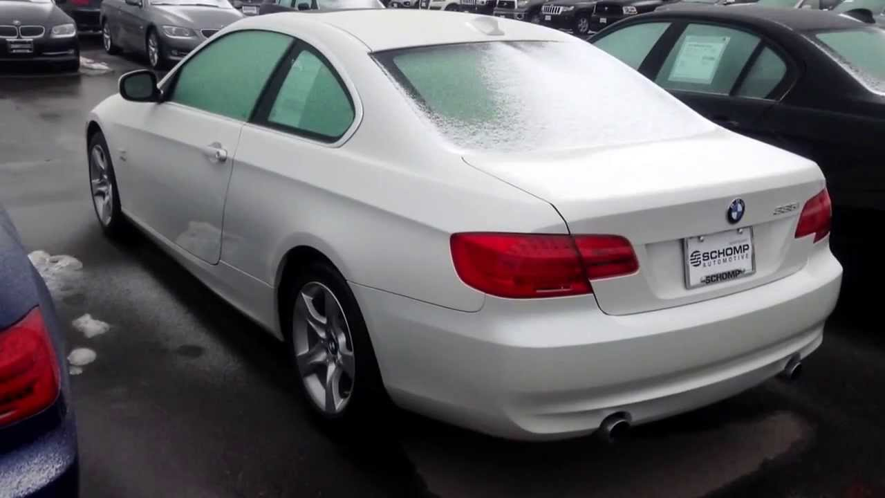 BMW Xi Coupe YouTube - 2012 bmw 335xi