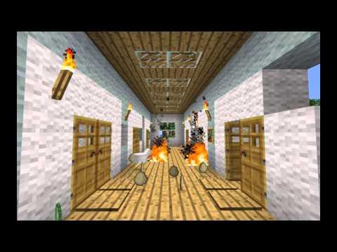 Minecraft - Benny Hill Scene