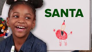 Kids Debate Whether Santa Claus Is Real