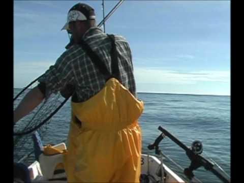 Deep Sea Fishing off Langara Island