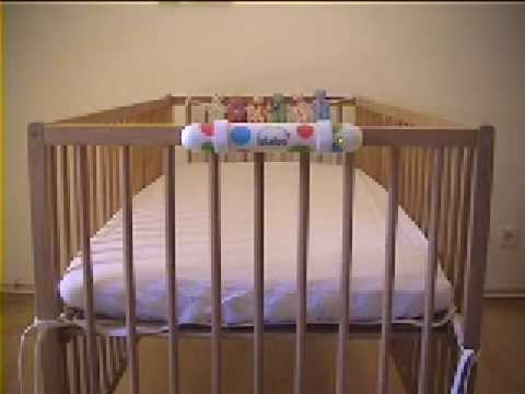 lolaloo f r babys schlaf bett youtube. Black Bedroom Furniture Sets. Home Design Ideas