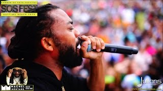 2015 S.O.S Fest Toronto Highlights - Wild Water Kingdom w. Machel Montano, Kes, Kerwin Dubois & More