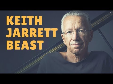 Those 7 Times Keith Jarrett Went Beast Mode