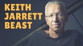 Those 7 Times Keith Jarrett Went Beast Mode
