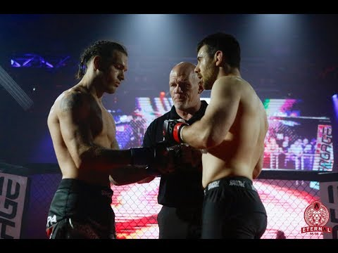 ETERNAL MMA 43 - ANTHONY BYNOE vs LUKE HOWARD - MMA FIGHT VIDEO