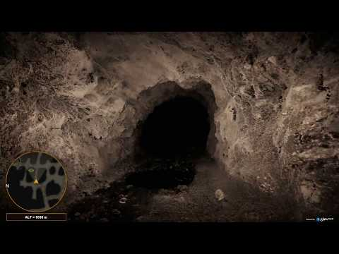 3d Laser Scan Free Exploration Walk-through