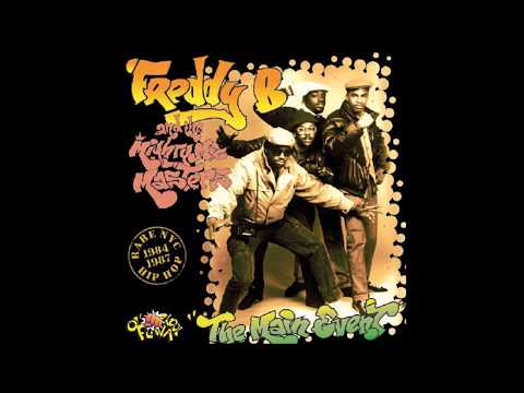 Freddy B & The Mighty Mic Masters - The Main Event (LP/Compilation)